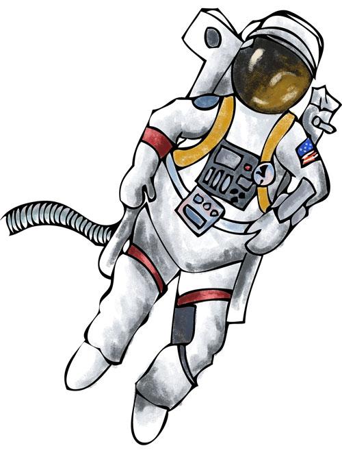 astronaut word - photo #36