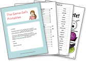 Download all word lists and printables, plus updates